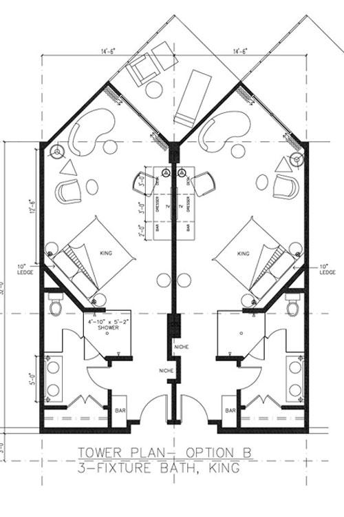 Hotel Room Plans Designs 686 best hotel - rooms images on pinterest | bedroom ideas